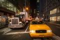 Taxi et truck